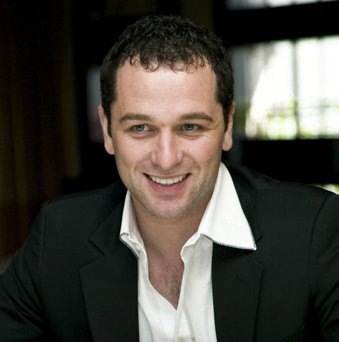 The adorable Matthew Rhys. Ok, I might have a thing for Welshmen